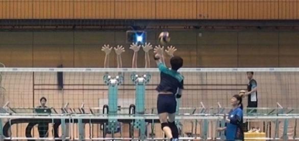 Japón revoluciona con el uso de la robótica en los deportes Foto:digitaltrends.com