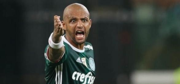 """Felipe Melo diz que foi chamado de """"macaco"""" em jogo da Libertadores"""