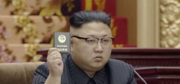 North Korea's parliament meets, with Kim Jong Un at center - San ... - mysanantonio.com