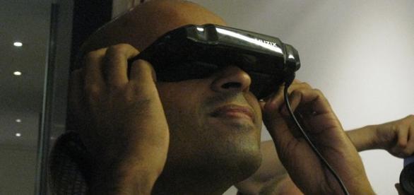 Virtual Reality/ Photo via Phil Whitehouse, Flickr