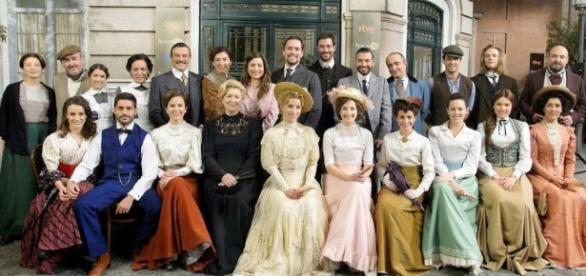 Vuelve la telenovela a la tarde de TVE | Televisión | EL PAÍS - elpais.com