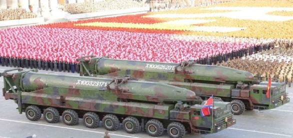 Armata nord-coreeană este pregătită pentru război