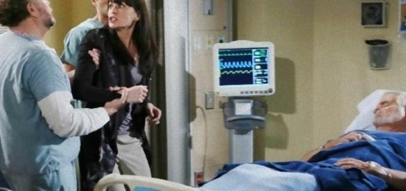 Beautiful: Quinn cacciata dall'ospedale.