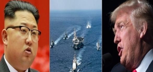 Coreia do Norte promete atacar EUA e devastar todo o país em questão de minutos.