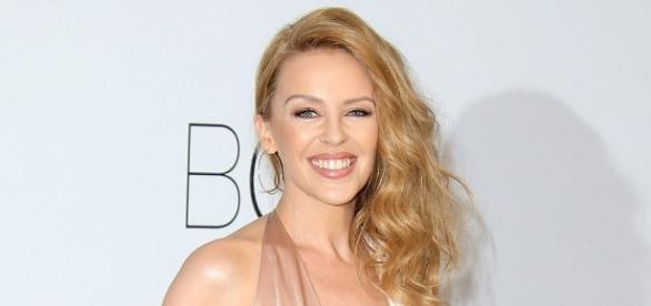 Kylie Minogue aos 49 anos com sucesso sólido