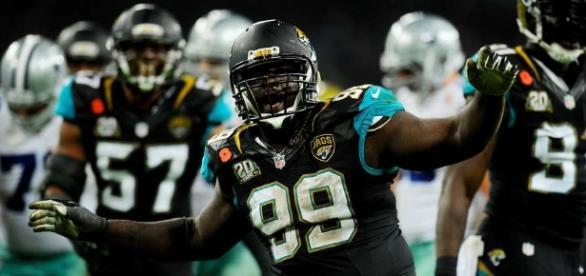 Sen'Derrick Marks returns to OTAs for the Jacksonville Jaguars ... - givemesport.com