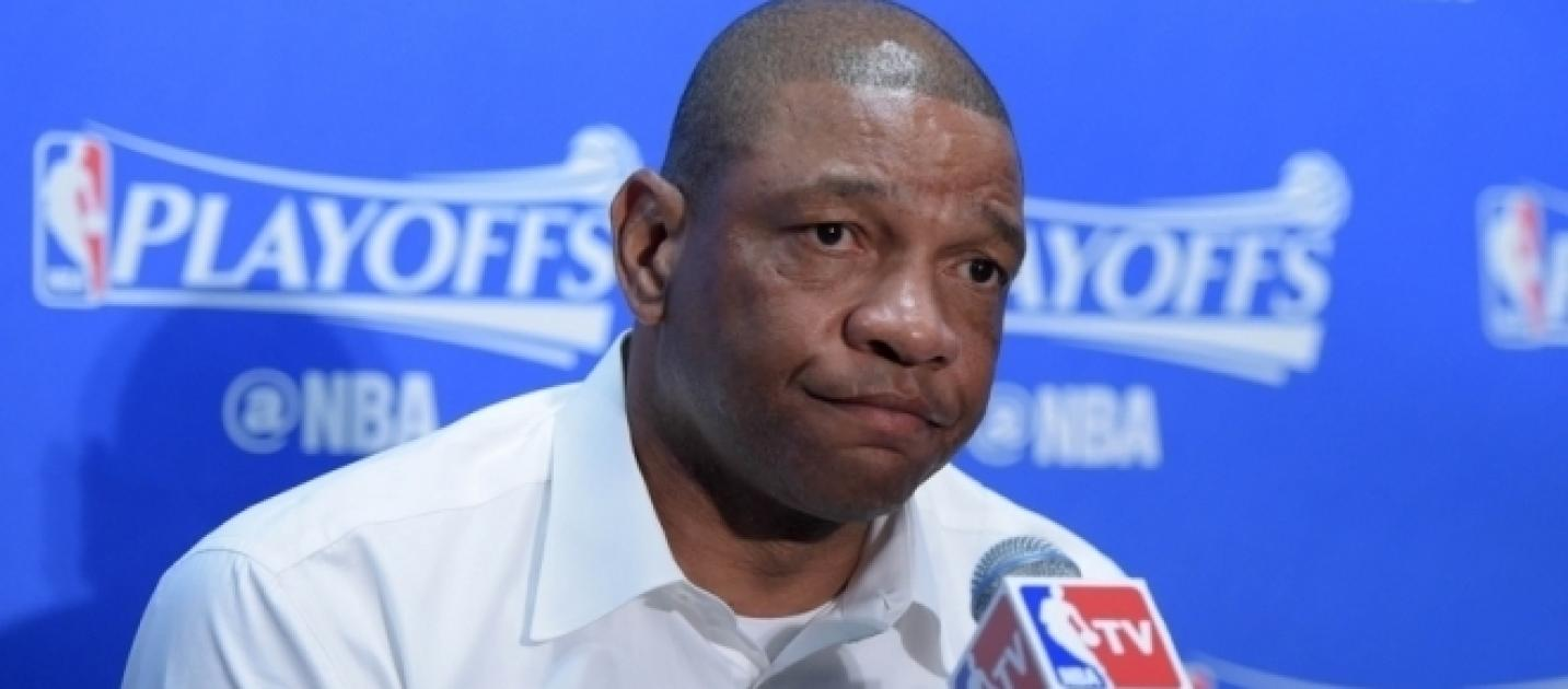 Doc Rivers goes off at reporter for asking dumb question