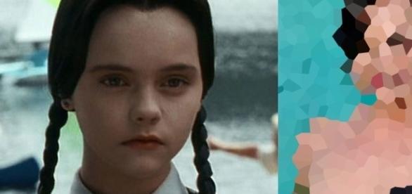 A atriz mudou muito desde sua participação no filme