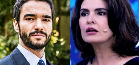 Após cantada em Fátima, atriz se separa - Google