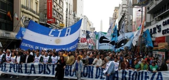 Buenos Aires: la Ciudad de los piquetes