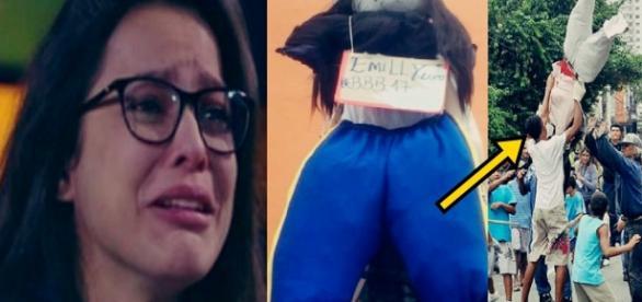Emilly do Big Brother - Imagem/Google
