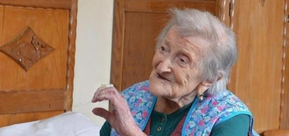 Emma Morano, oldest person in world, dies at 117 - Photo: Blasting News Library - bostonglobe.com