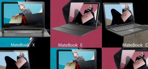 Huawei will introduce three 2-in-1 Matebooks running on Windows 10 (https://pbs.twimg.com/media/C9IQsV8UAAANuwL.jpg)