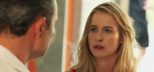 Imagem: Barbara França na novela 'Malhação'