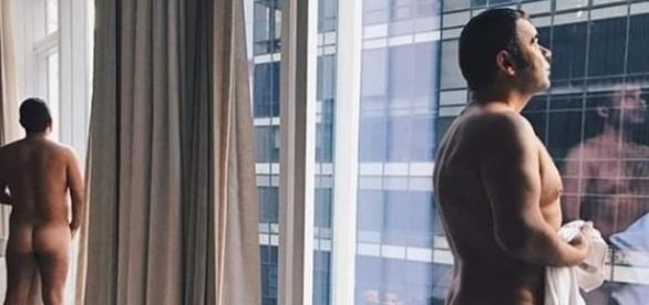Jorge Javier al desnudo y sin tapujos.