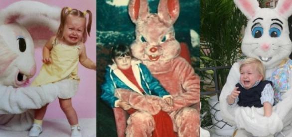 Na Páscoa, veja fotos de dar medo em qualquer um - Google