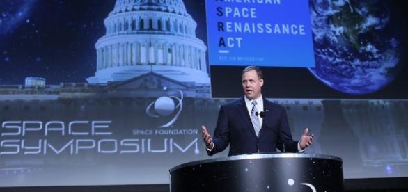 News from the 2016 Space Symposium - spacenews.com