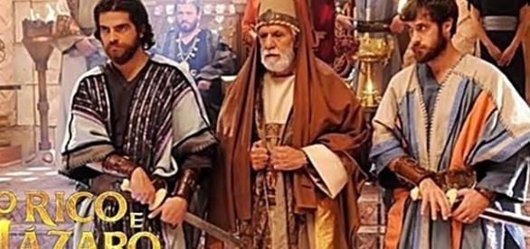 'O Rico e Lázaro': saiba o que acontece com a família nobre de Aicão