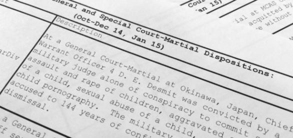 Opaque Military Justice System Shields Child Sex Abuse Cases - voanews.com