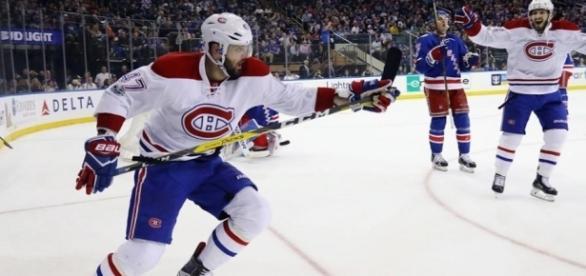 Radulov ha sido el jugador clave de la serie ante los NYR. NHL.com.