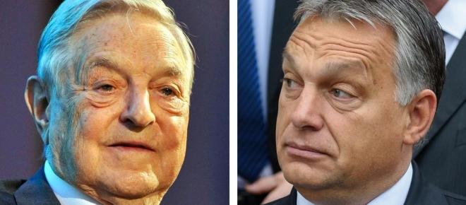 Ungarn: Premier Orban beschuldigt Soros der Finanzierung illegaler Einwanderung