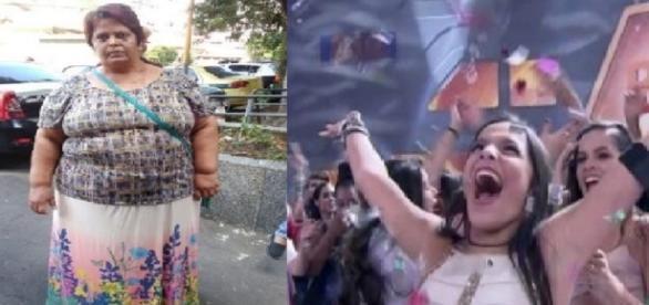 """Aposentada gastou R$ 1.200 em ligação para Emilly vencer o """"BBB17"""""""