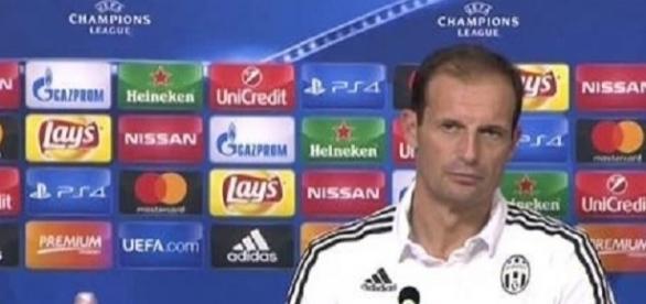 Barcellona-Juventus in chiaro su Canale 5: Massimiliano Allegri