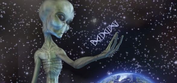 Diversos astronautas acreditam que extraterrestres existem (Banco de imagens Google)