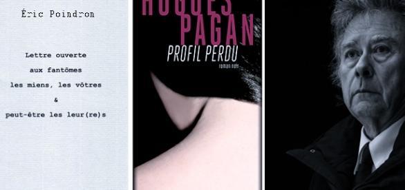 Hugues Pagan (photo Hannah Assouline/hannahassouline.com) revient au roman avec une reprise d'un projet des années 1980, Profil perdu