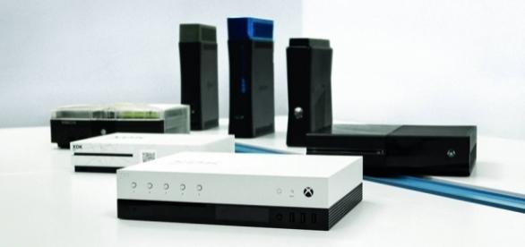 Project Scorpio Dev Kit Images Revealed - gamerant.com