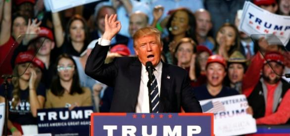 Trump may have incited violence a federal Judge rules - image credit aol.com