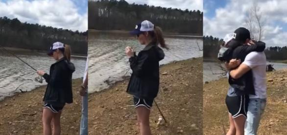 A pescaria que rodas as mulheres sonham