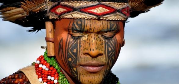 Índio Pataxó.(Santa Cruz de Cabrália, Bahia) | FernandoPaoliello ... - flickr.com