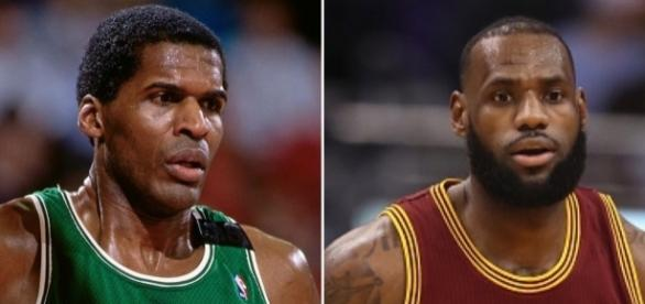LeBron James passes Robert Parish... - www.facebook.com/MJOAdmin