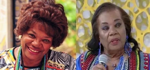 Neusa Borges nega boatos sobre prostituição