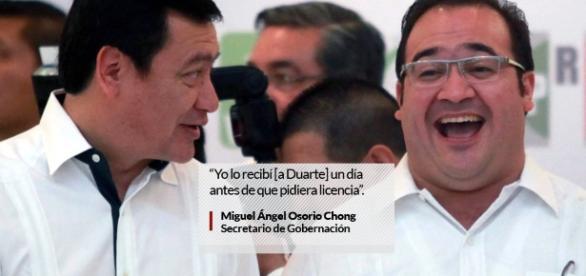 """Osorio: """"Si atrapamos a 'El Chapo', podemos con Duarte […]. Lo ... - sinembargo.mx"""