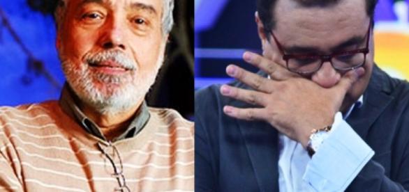 Pedro Paulo Rangel e Geraldo Luis