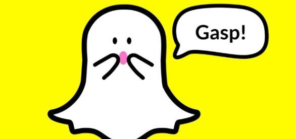 Snapchat está sendo alvo de polêmica