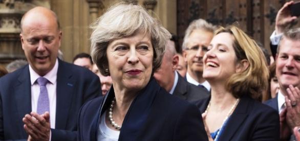Theresa May promete convertir en un 'exito' la salida británica de ... - nacion.com