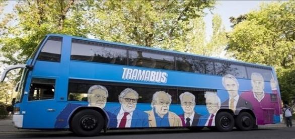 Tramabus: il caso del partito Podemos
