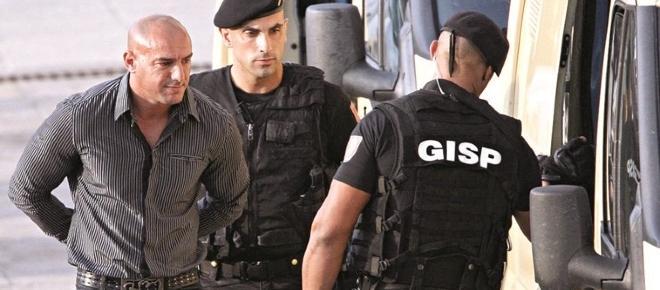 Mesmo na cadeia em Paços de Ferreira, Bruno Pidá mantém actividade criminosa