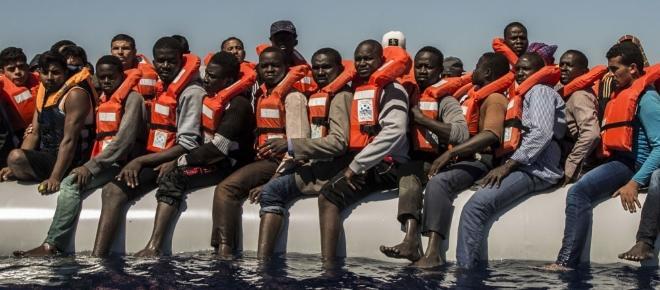 Migrationskrise: NGOs fordern finanzielle Hilfe der EU um Migranten zu