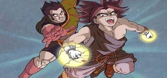 10 secretos, curiosidades de Broly el legendario super saiyajin