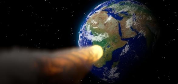 A gigantic asteroid will pass Earth on April 19. / Photo via MasterTux, Pixabay