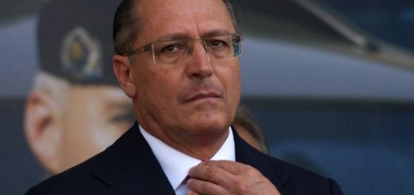 Alckmin negou que fez uso de caixa dois