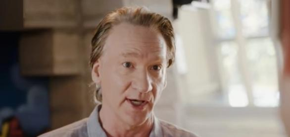 Bill Maher on Donald Trump, via YouTube