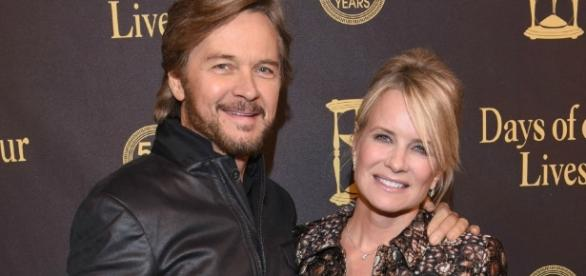 'Days Of Our Lives'' spoilers: Steve's sons may end up in a love triangle/Photo via inquisitr.com
