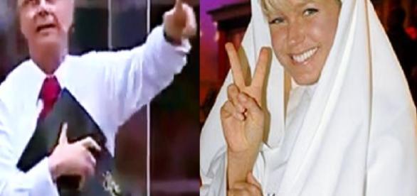 Edir Macedo e Maria da Graça Xuxa Meneghel - Google
