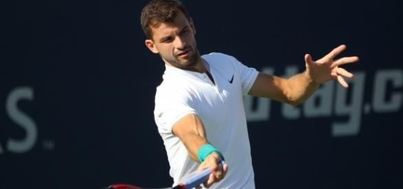 Grigor Dimitrov. Photo by Marianne Bevis -- CC BY-ND 2.0