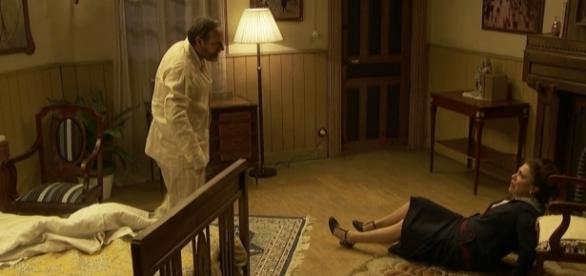 Il Segreto, Francisca uccisa da Raimundo?
